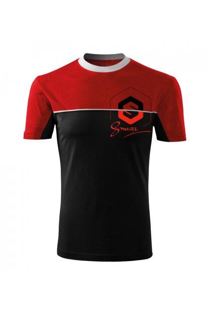 Half Red Logo