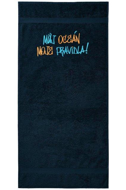 Ručník Můj oceán
