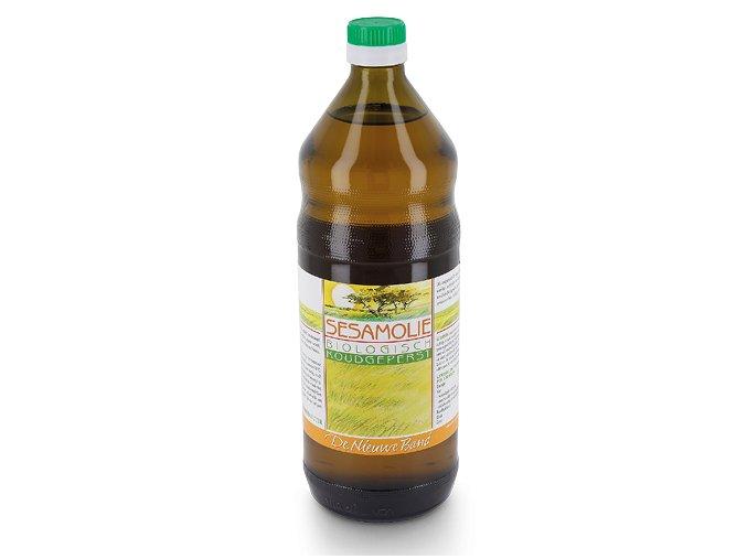 sesame oil coldpressed