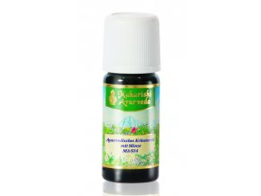 Herbaloil with MInt web