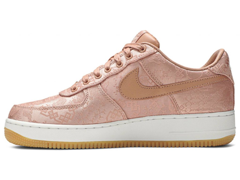 Air Force 1 Low CLOT Rose Pink (Velikost 38.5)