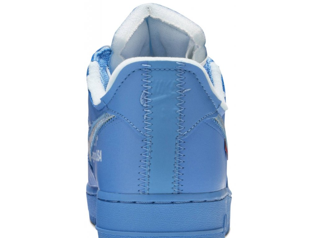 Air Force 1 Low Off-White MCA University Blue (Velikost 39)