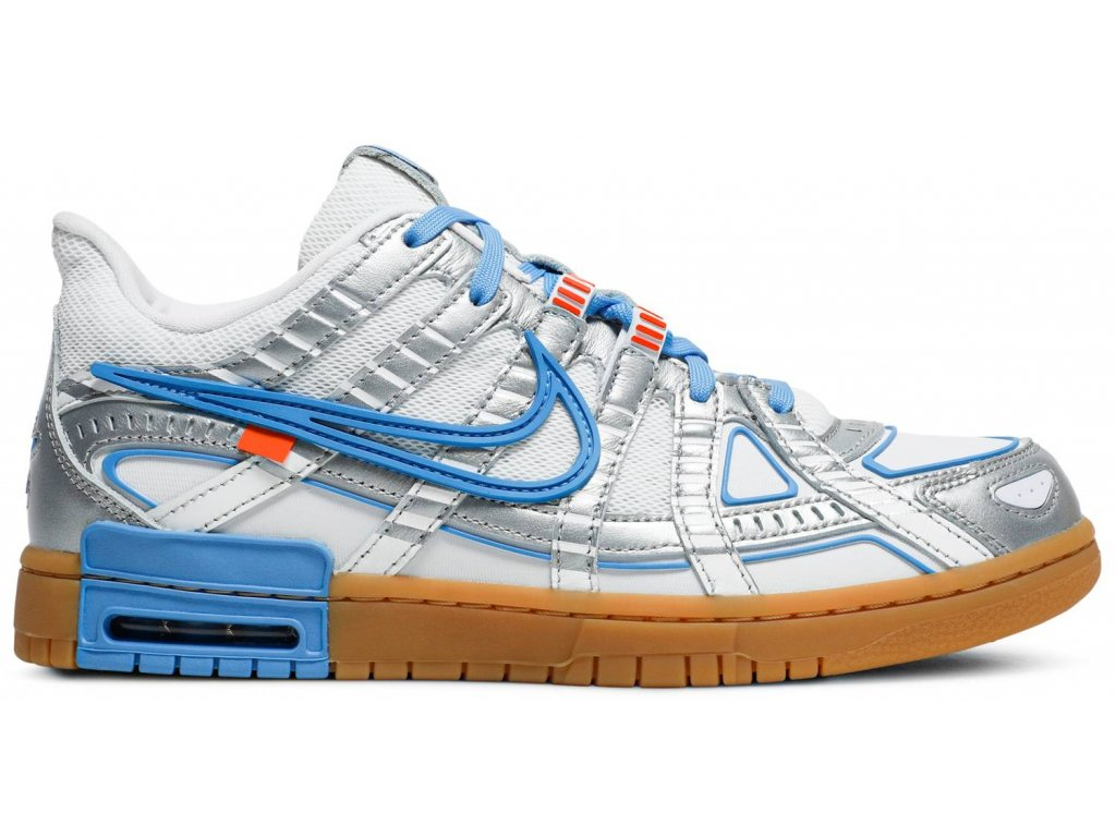 Nike Air Rubber Dunk Off-White UNC (Velikost 36)