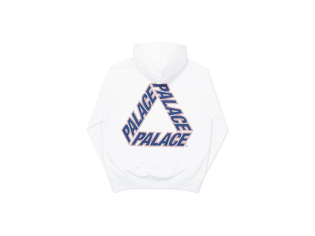 Palace P3 Team Hood White