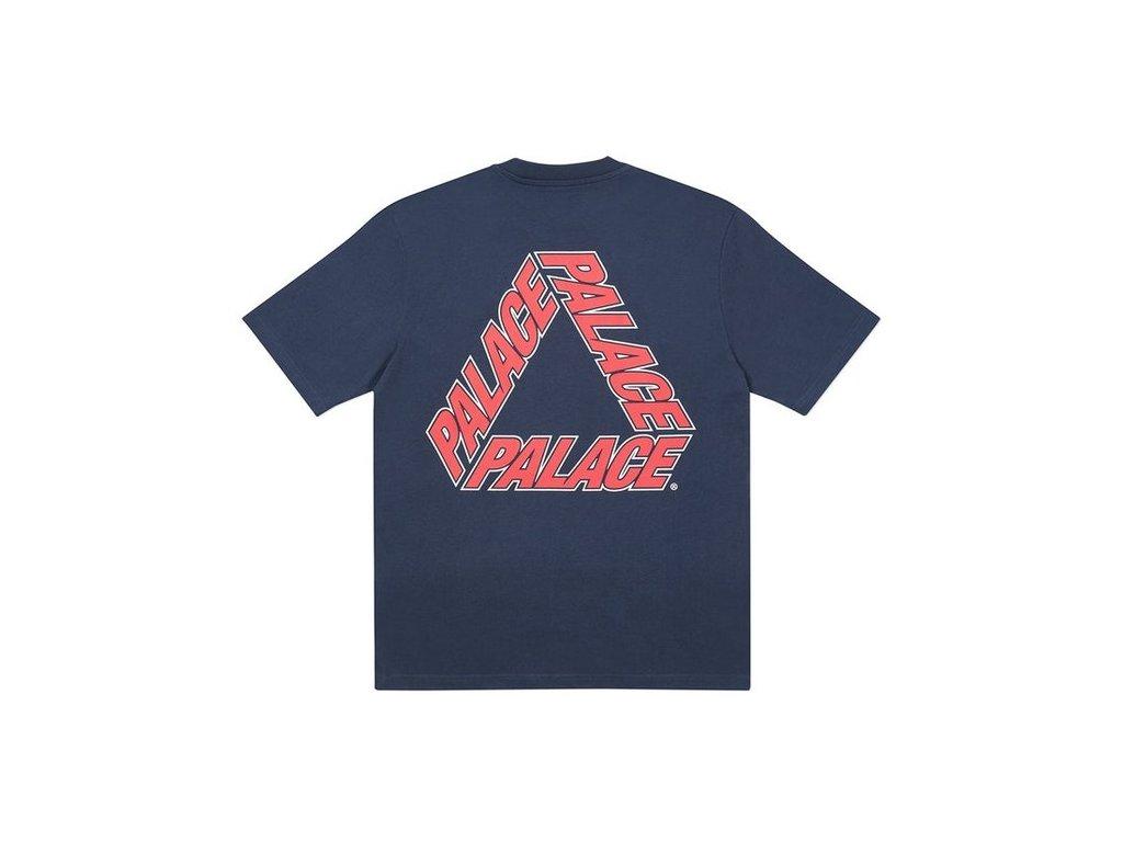 Palace P3 Team T Shirt Navy
