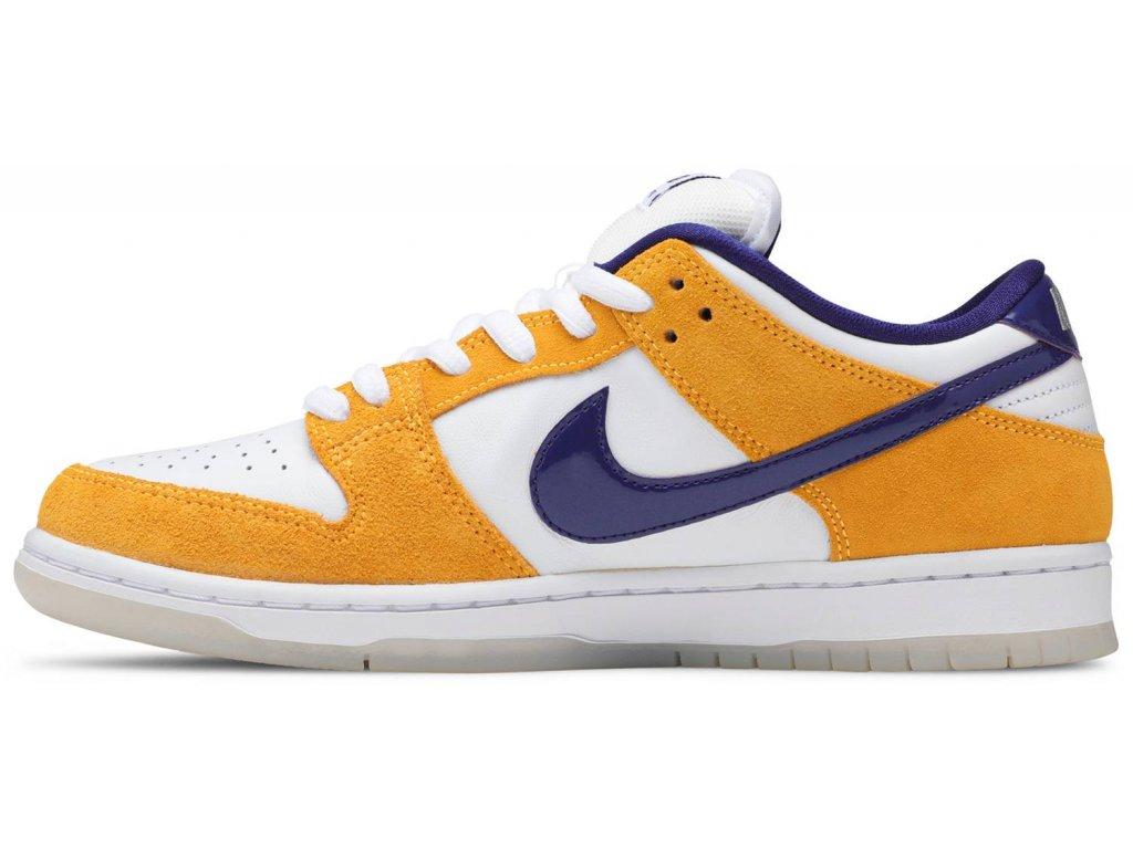 Nike SB Dunk Low Laser Orange (Velikost 47.5)