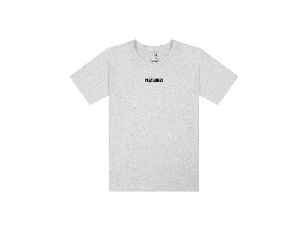 Pleasures Heavens Door T shirt Black 1