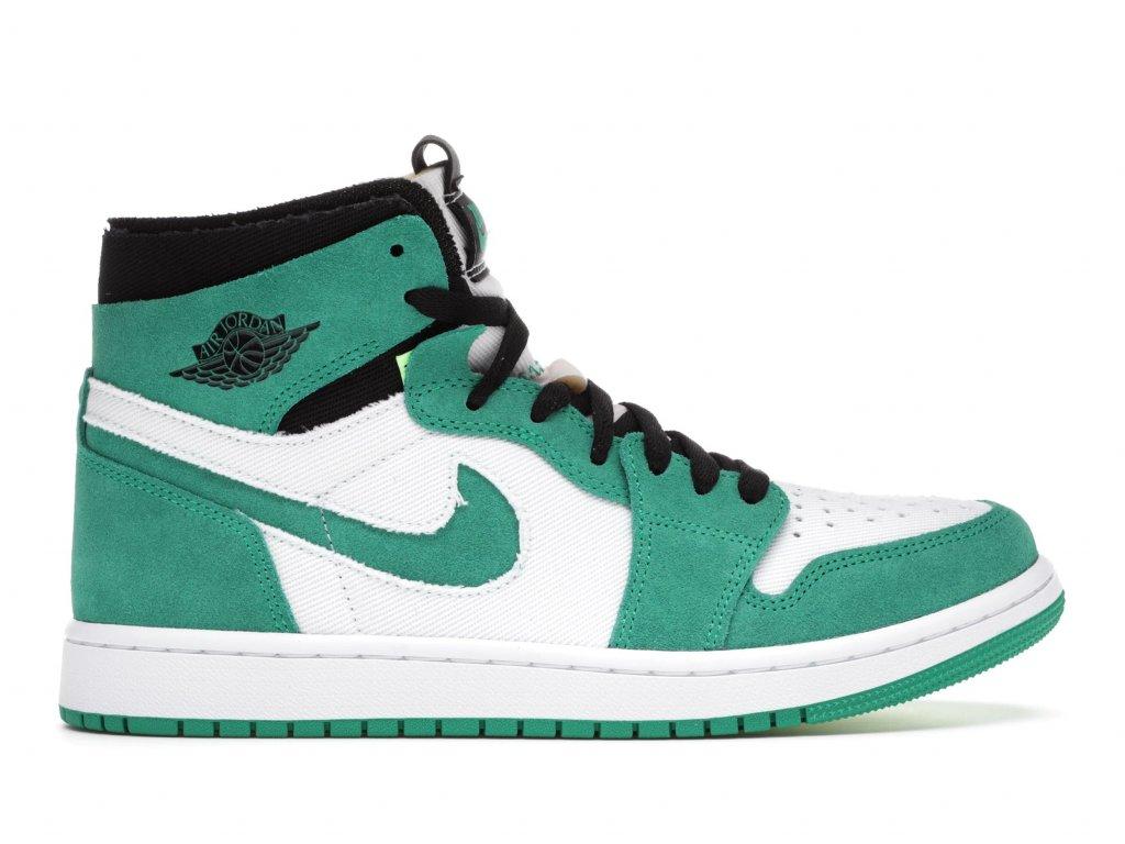 Jordan 1 High Zoom CMFT Stadium Green (W) (Velikost 40.5)