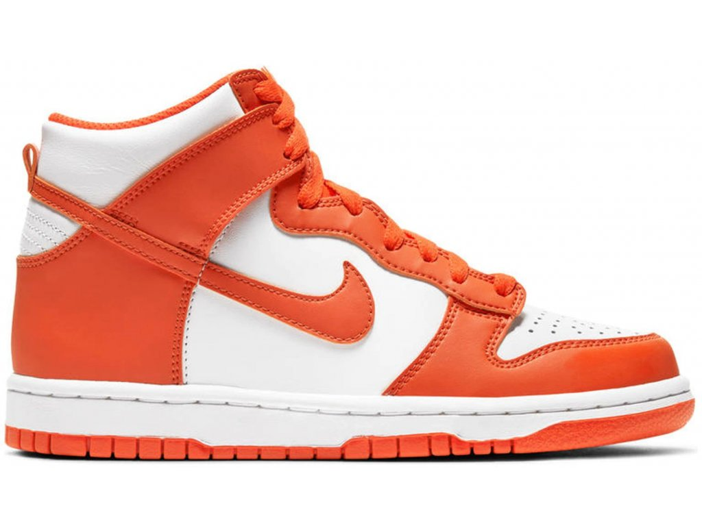 Nike Dunk High SP Syracuse GS 2021 result