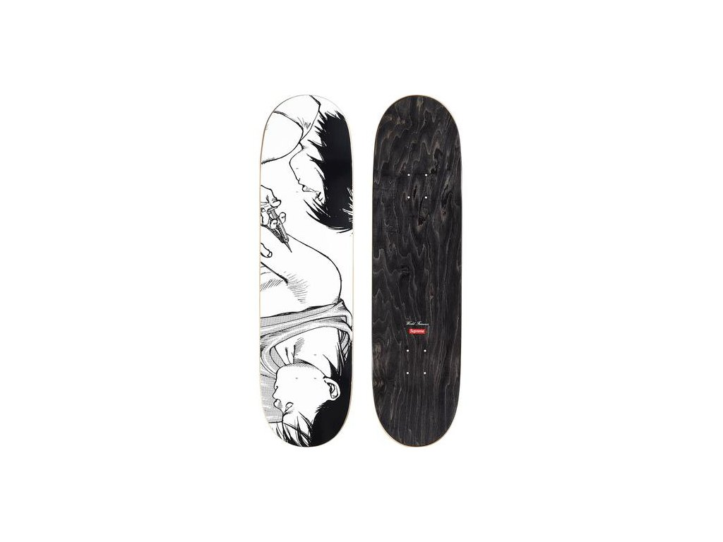 Supreme Akira Syringe Skateboard Deck Multi