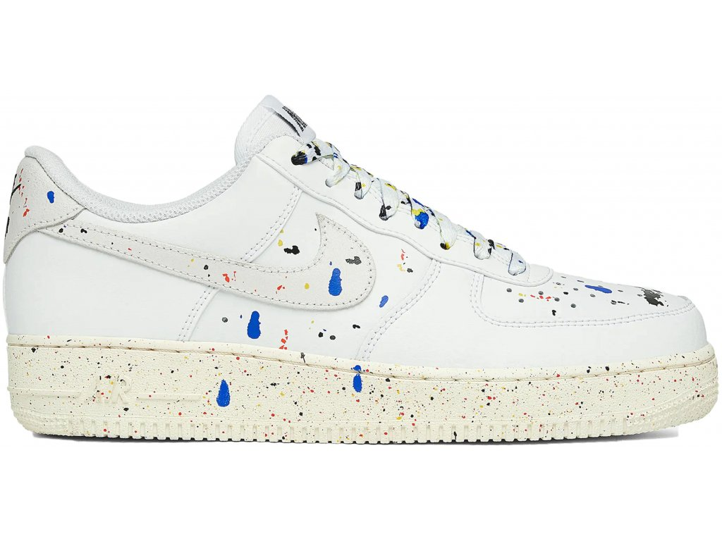 Nike Air Force 1 Low 07 LV8 Paint Splatter White result