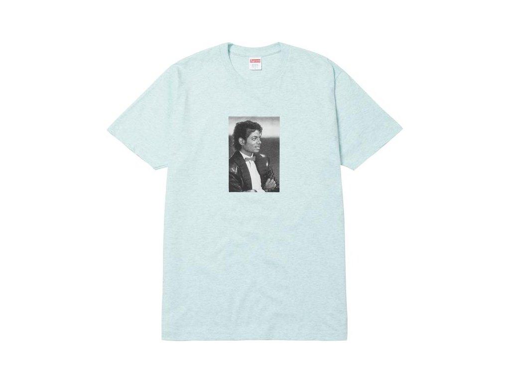 spring summer 2017 t shirts michael jackson tee heather turquoise 01