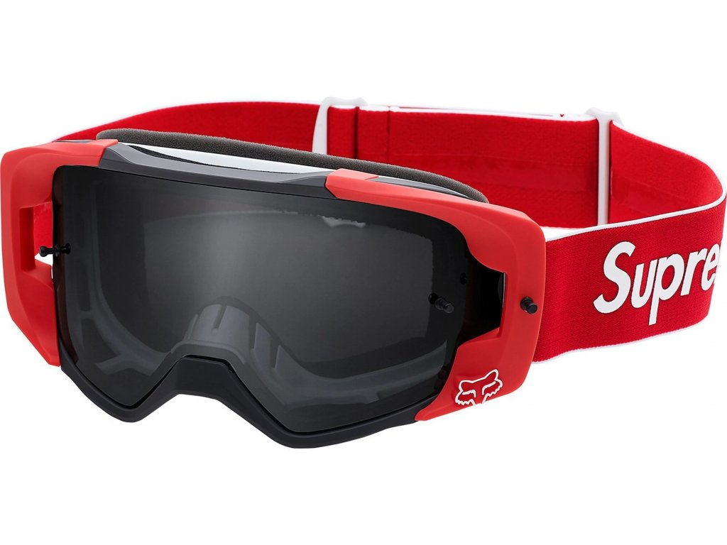Supreme Fox Racing VUE Goggles Red result