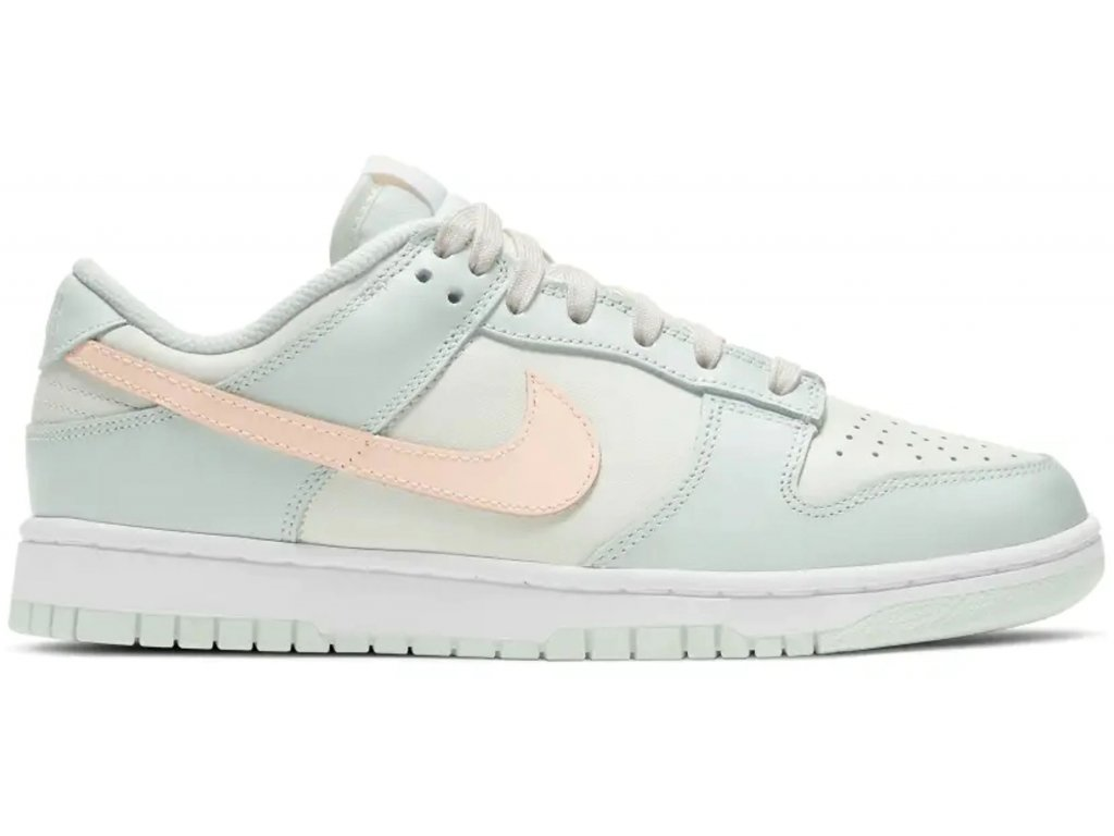 Nike Dunk Low Barely Green W result