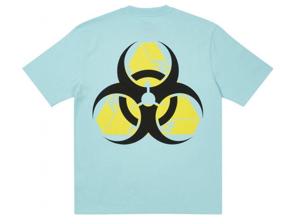 palace summer tshirt triferg blue 1153