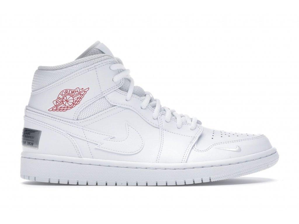 Jordan 1 Mid SE Nike Swoosh On Tour