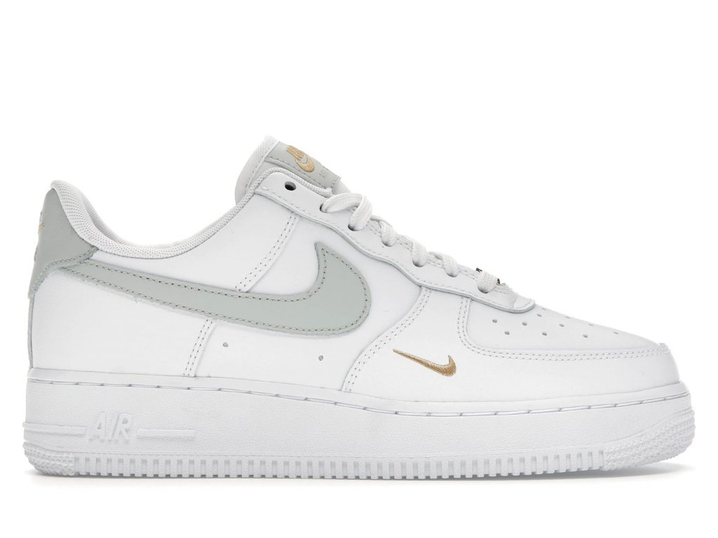 Air Force 1 Low White Grey Gold (W)