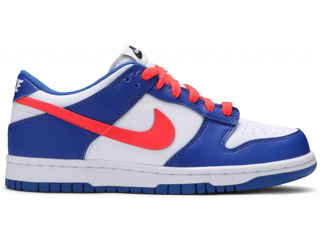 Nike Dunk Low Royal Red GS result