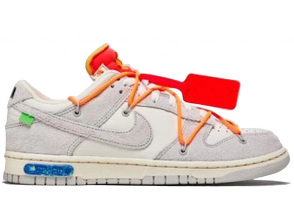 Nike Dunk Low Off White Lot 31 result