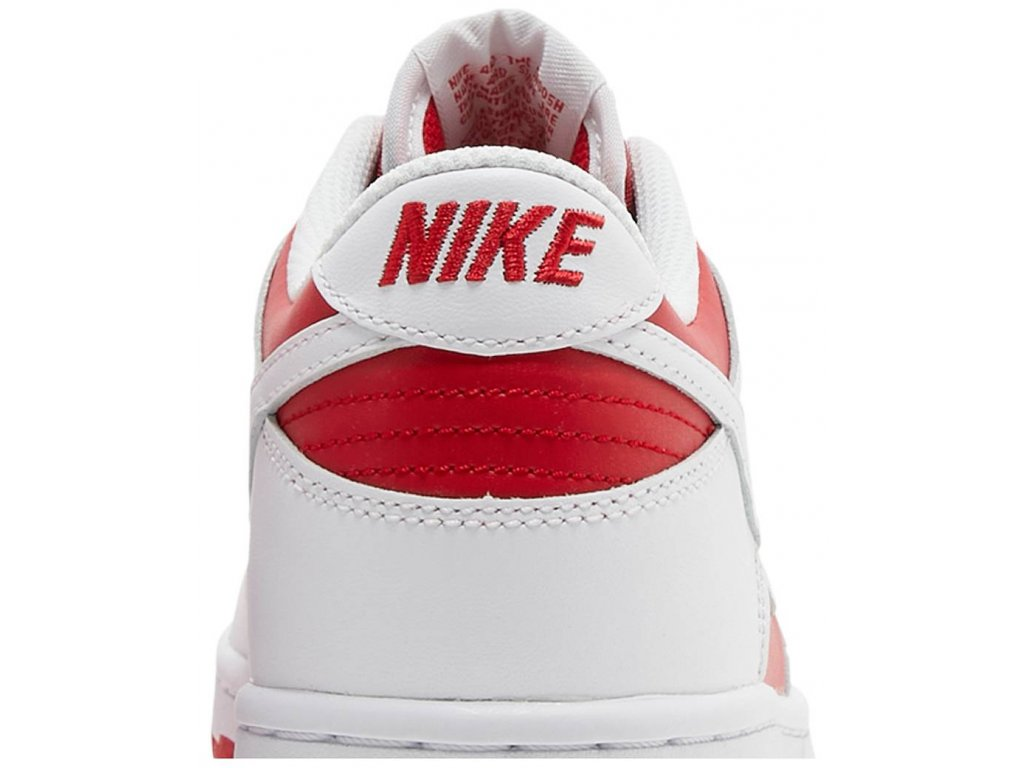 Nike Dunk Low University Red 2021 GS result