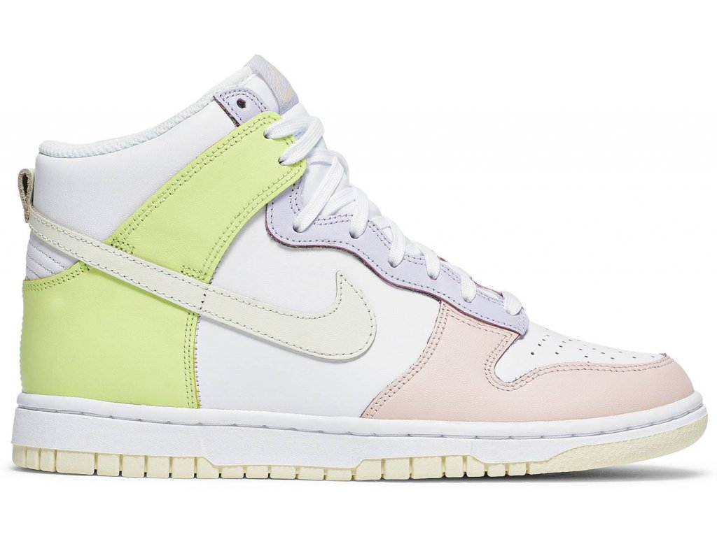Nike Dunk High Lemon Twist W result