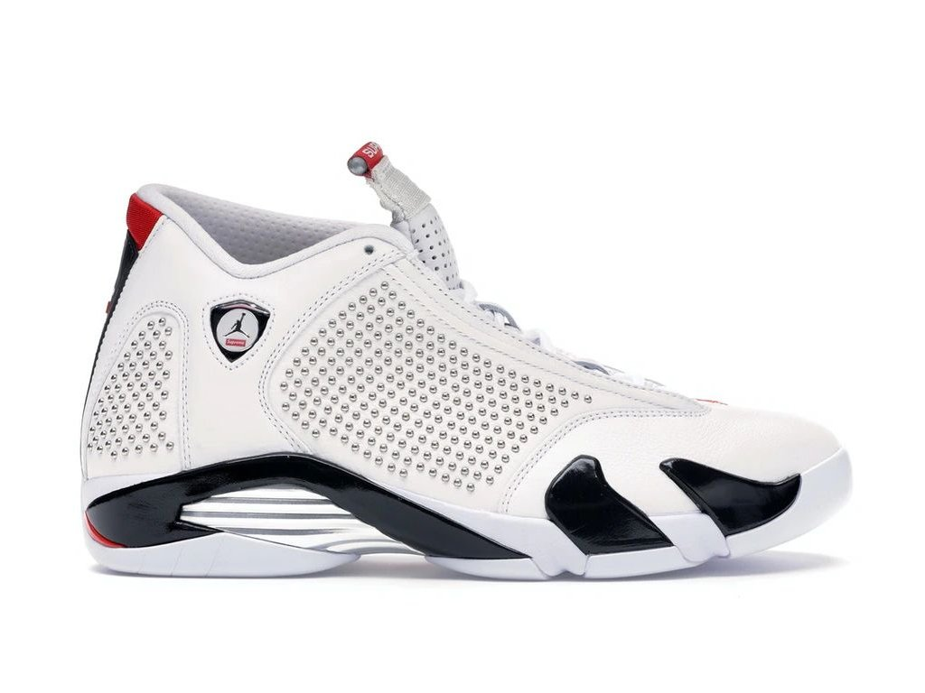 Jordan 14 Retro Supreme White