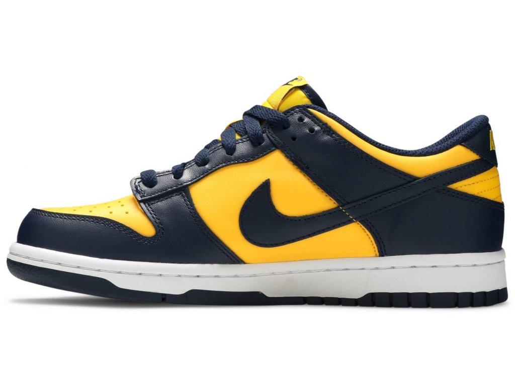 Nike Dunk Low Michigan (GS)