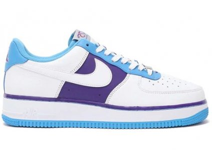 Nike Air Force 1 Low 07 LV8 NBA 75th Anniversary Lakers result