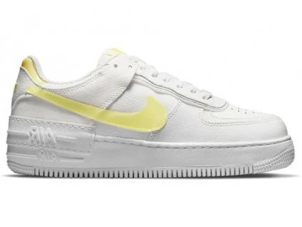 Nike Air Force 1 Low Shadow White Citron W result