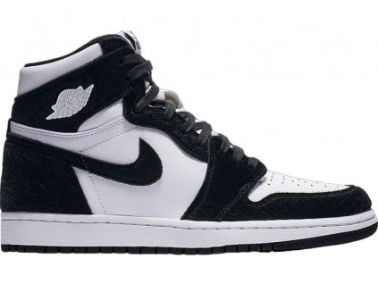 Air Jordan 1 Retro High Black White W