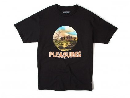 Pleasures Killafornia Tee Black (Velikost S)