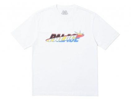 Palace Lique T Shirt White