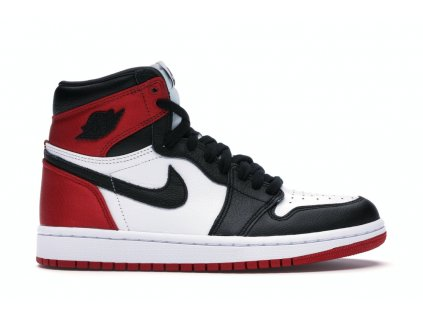 Air Jordan Retro 1 High Satin Black Toe (W) (Velikost 36.5)