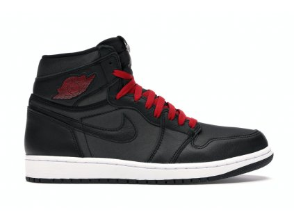 Air Jordan Retro 1 High Satin Black (Velikost 40)