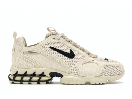 Nike Air Zoom Spiridon Cage 2 Stussy Fossil (Velikost 38.5)
