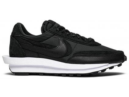 Nike LD Waffle Sacai Black Nylon (Velikost 36)