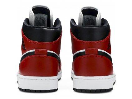 Jordan 1 Mid Chicago Toe (Velikost 40)