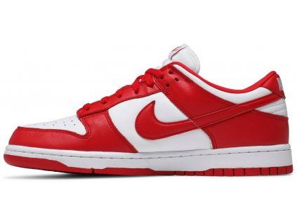 Nike Dunk Low University Red (Velikost 49.5)