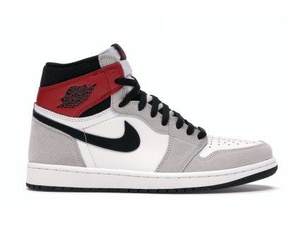 Jordan 1 Retro High Light Smoke Grey (Velikost 40)