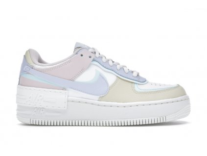 Air Force 1 Shadow White Glacier Blue Ghost (W) (Velikost 36)