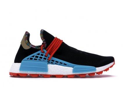 Adidas NMD Hu Pharrell Inspiration Pack Black (Velikost 36 2/3)
