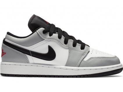 Jordan 1 Low Light Smoke Grey (GS) (Velikost 36.5)