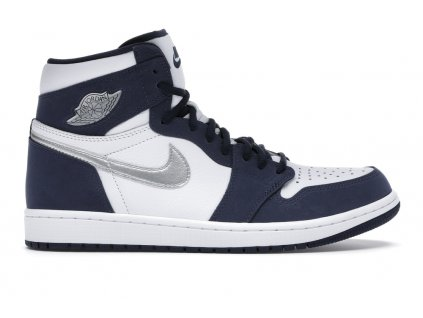 Jordan 1 Retro High COJP Midnight Navy (Velikost 40)