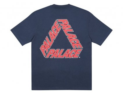 Palace P3 Team T Shirt Navy