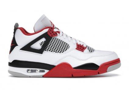 Jordan 4 Retro Fire Red (Velikost 41)