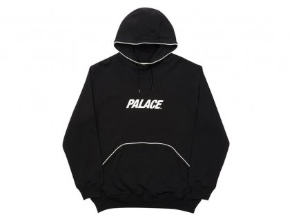 Palace Pipeline Hood Black