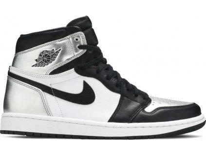 Jordan 1 Retro High Silver Toe (W) (Velikost 36.5)