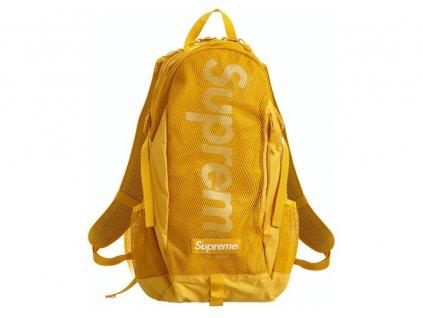Supreme Backpack SS20 Gold