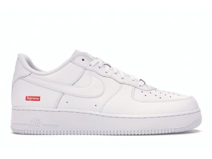Air Force 1 Low Supreme White (Velikost 41)