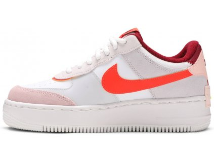 nike air force 1 shadow team red orange orange pearl volt cu8591 600 620x